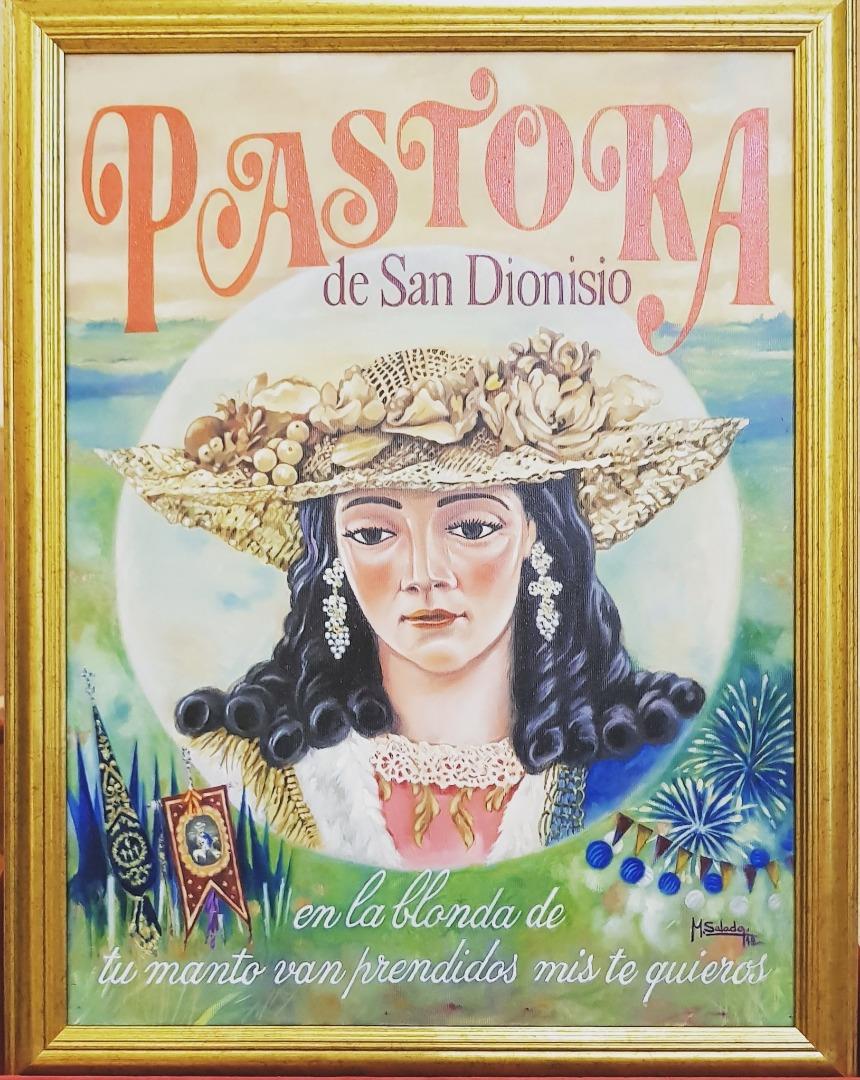 CARTEL DIVINA PASTORA SAN DIONISIO