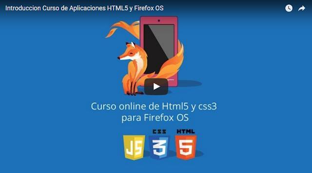 Curso HTML5, CSS y Javascript de Apps Web, Android, IOS y FirefoxOS