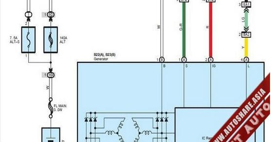 lexus es350 2010 wiring diagram free automotive manuals lexus es350 2010 wiring diagram