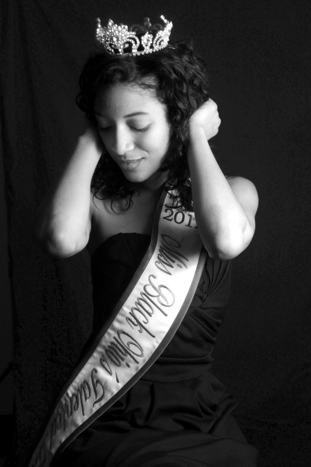 Being Miss Black Teen Ohio has exceeded my expectations.