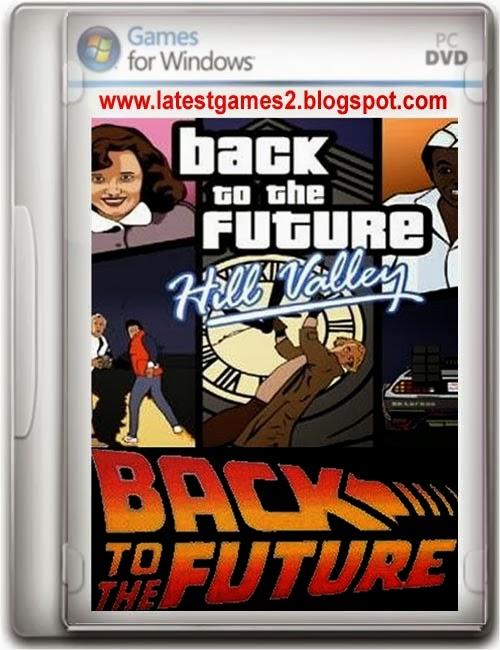 Назад в будущее: эпизод 4 двойное видение / back to the future: episode 4 double visions