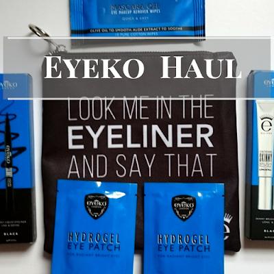 Eyeko Haul