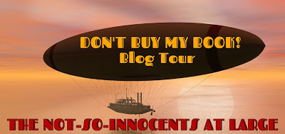 COMING IN OCTOBER: DON'T BUY MY BOOK BLOG TOUR
