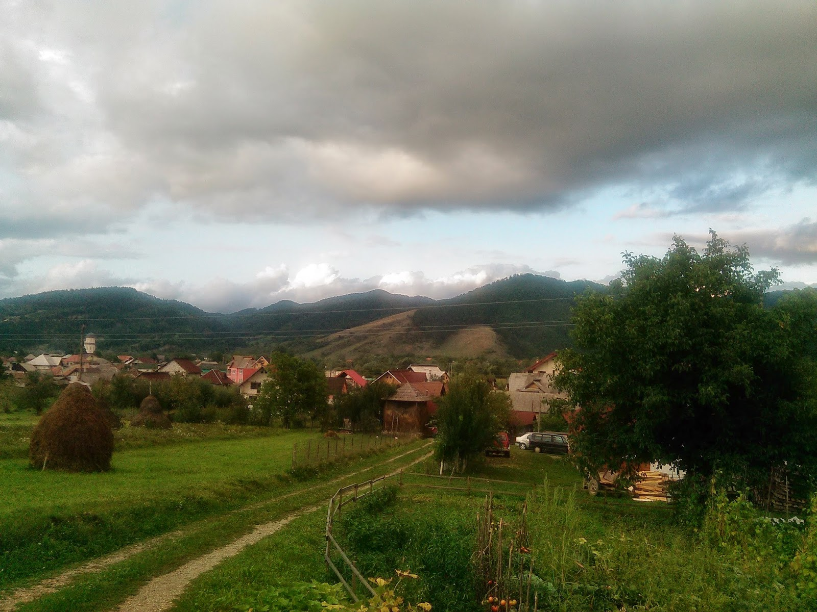maramures - traveling to romania