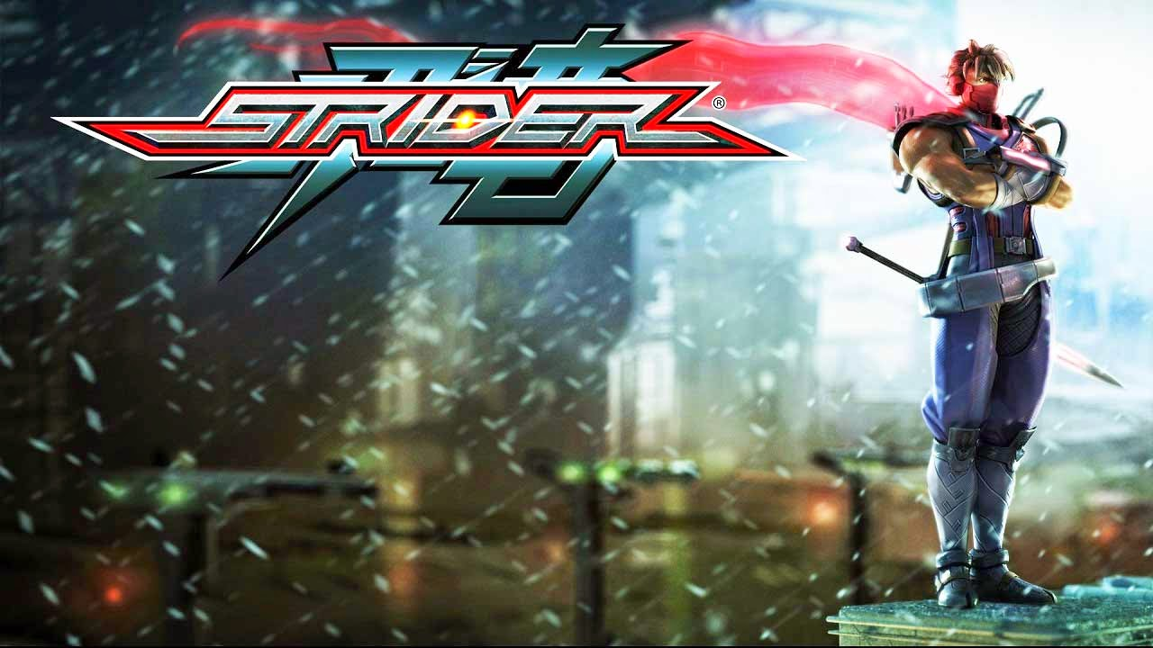 Strider Review - WEKNOWGAMERS