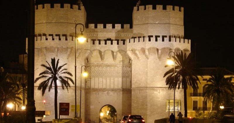 Globexs Valencia: Know Your Architect: Pere Balaguer & Torres de Serranos