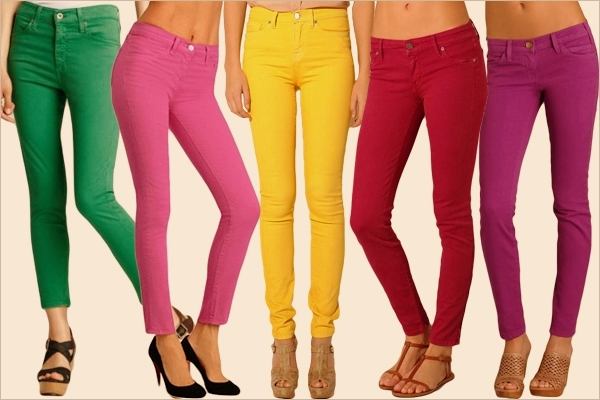 missbeautyblogger how i style coloured jeans