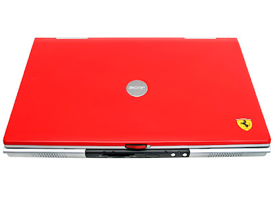 new Acer Ferrari 3200