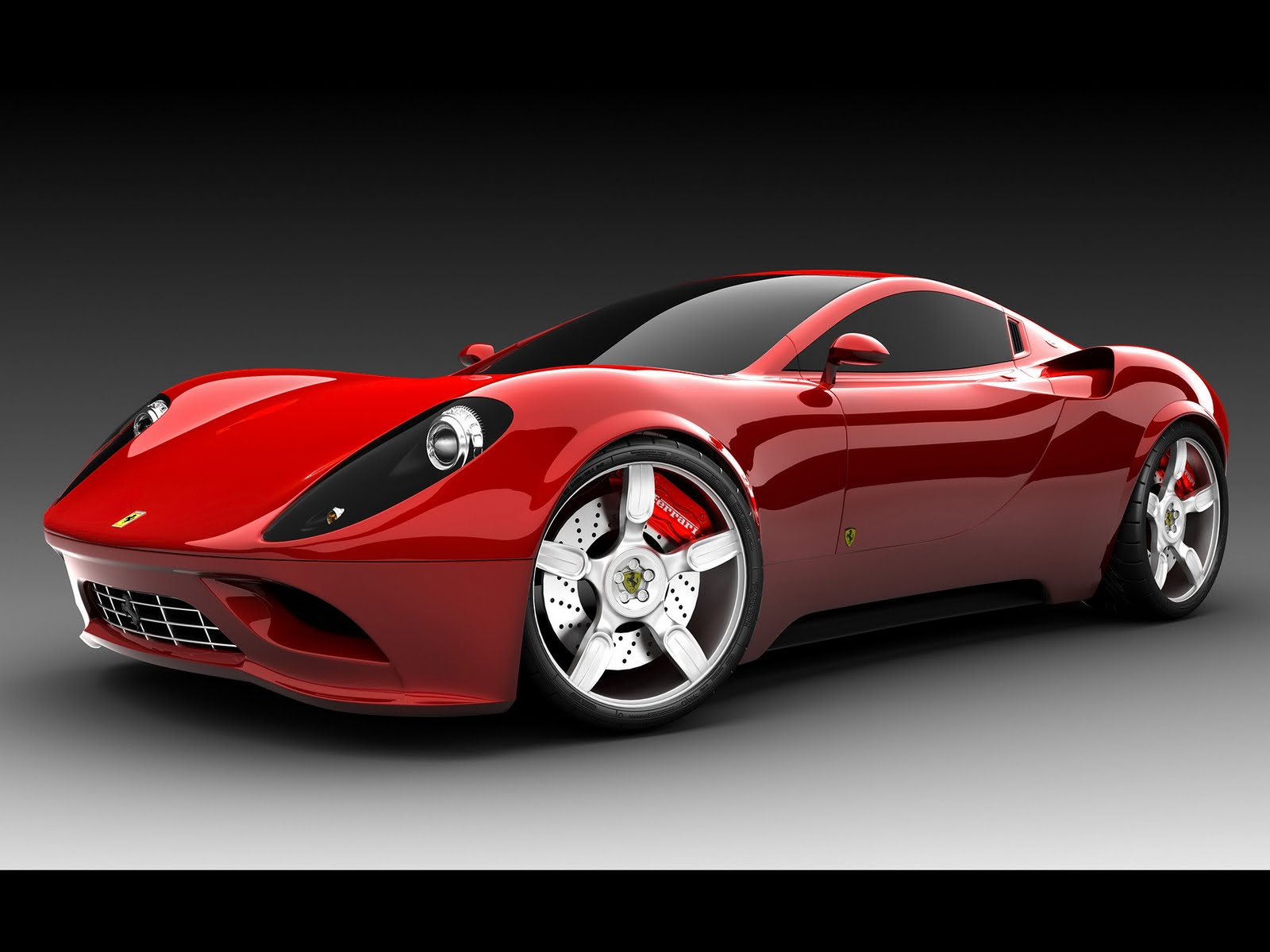 Selibrity Tattoos: HD Ferrari Wallpapers