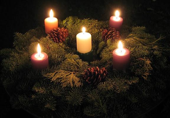 Advent wreaths part 2 - Velas adviento ...