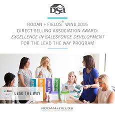 RODAN + FIELDS  //  Brand Ambassador