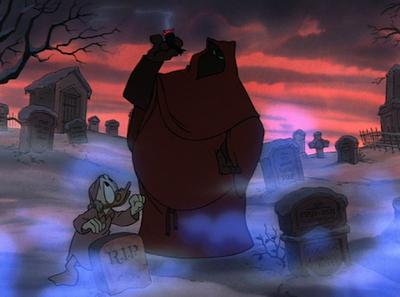 Christmas TV History: Animation Celebration: Mickey's Christmas Carol