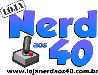 Nerd aos 40