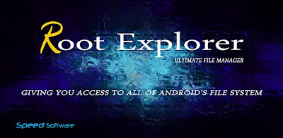 Root Explorer (File Manager) v2.21 Apk