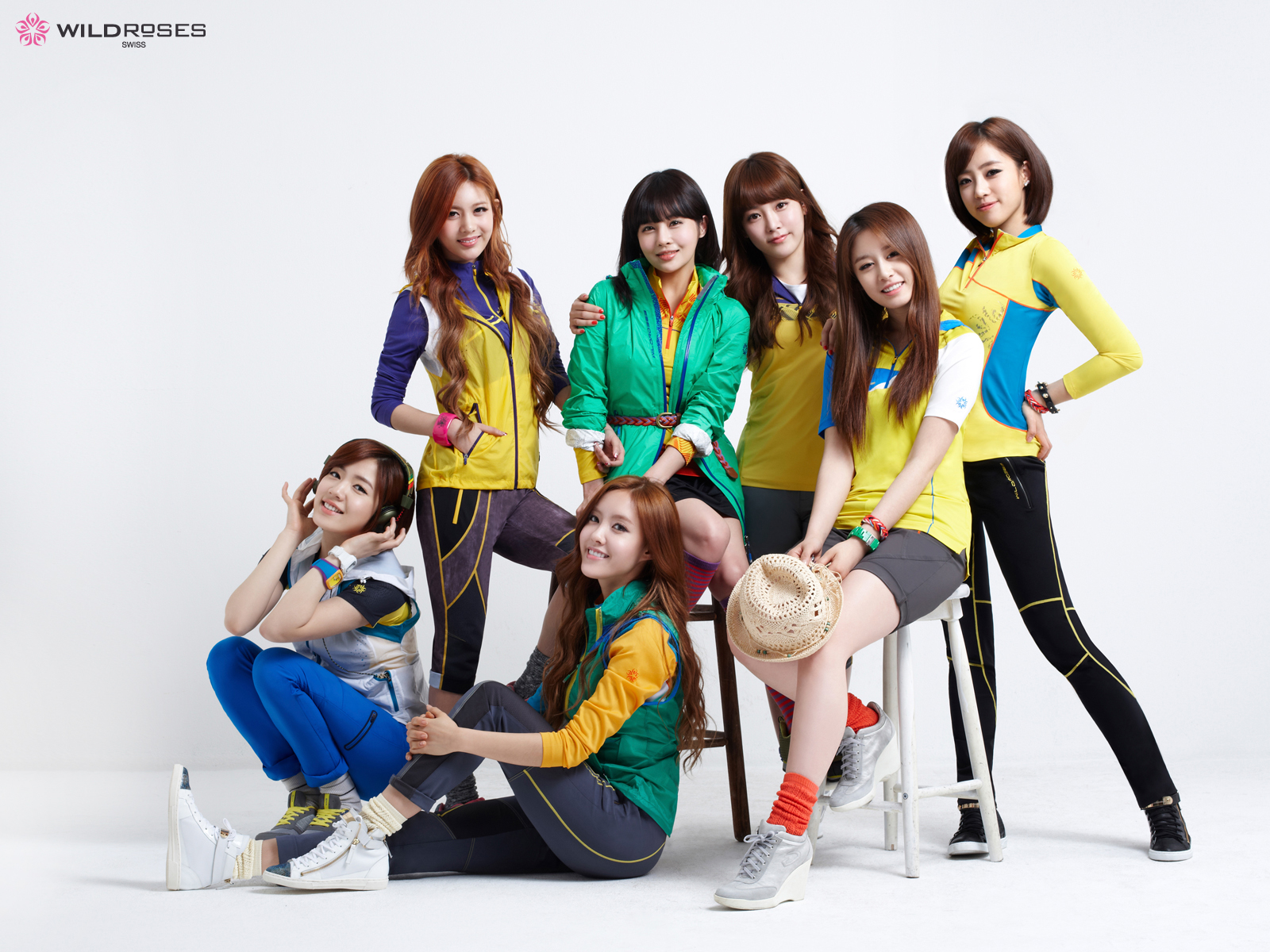 Download T-ara's Wallpaper from 'WildRoses' ~ T-ara World ~ 티아라