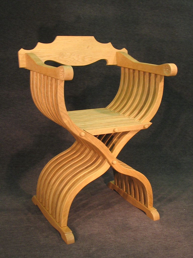 Woodworking Plans Medieval Chair Plans Blueprints | pdf