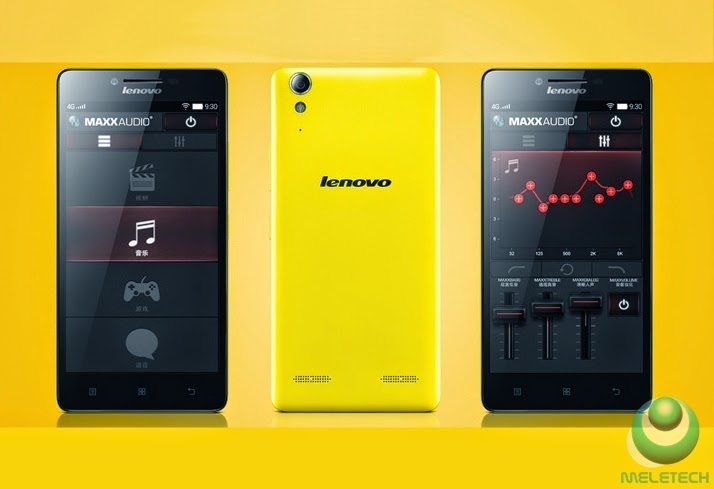 Spesification and price Lenovo K3 Music Lemon