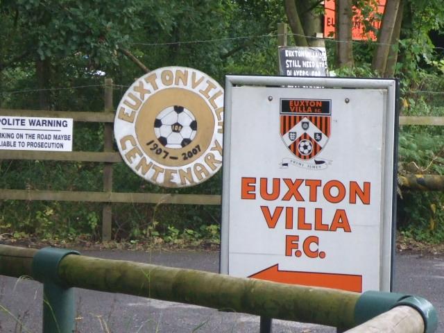 Euxton Villa V Chorley