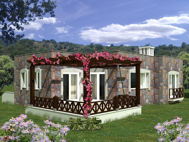 تصاميم فلل مدهشة ورائعة الجمال Design+villa+dur+wa7ed+%25282%2529