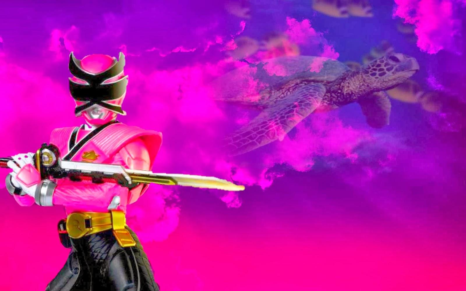 Power rangers power rangers samurai - Power ranger samurai rose ...