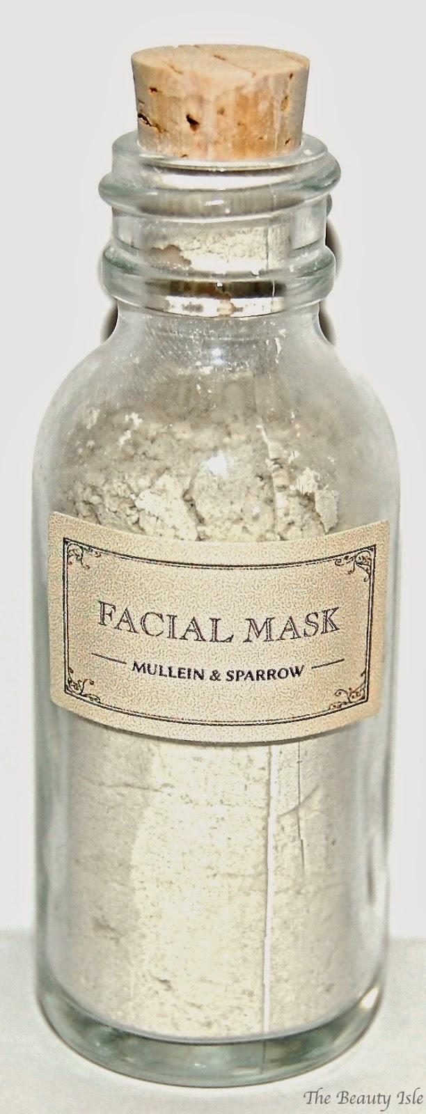 Mullein & Sparrow Mini Facial Mask