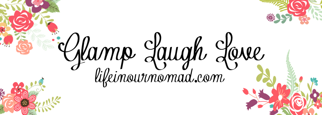 Glamp Laugh Love