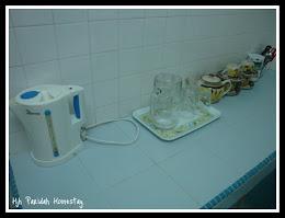 Cerek air & gelas