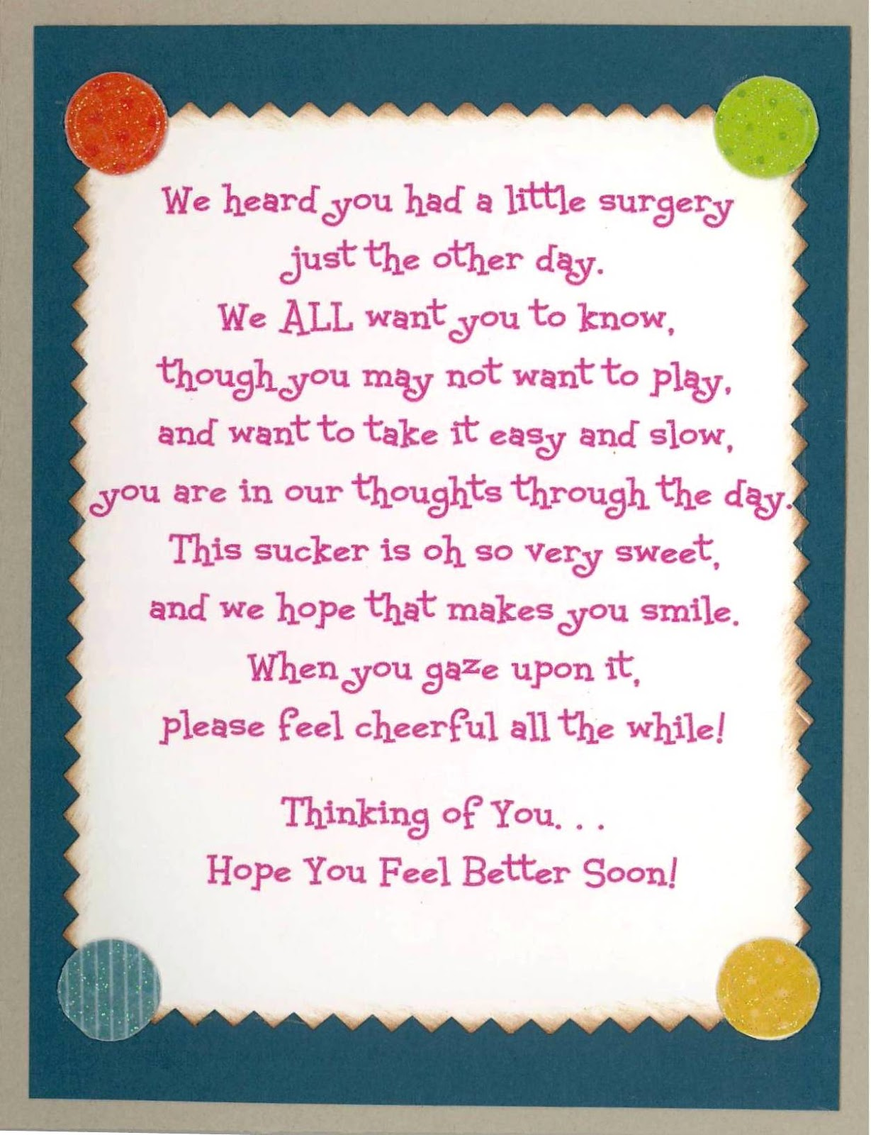 how to write get well soon in bubble letters