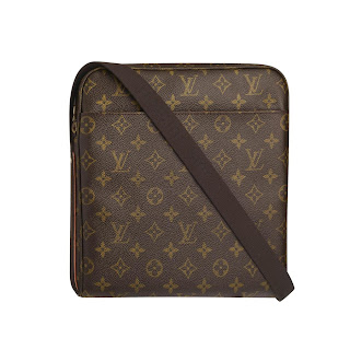 Louis Vuitton Monogram Canvas Trotteur Beaubourg M97037