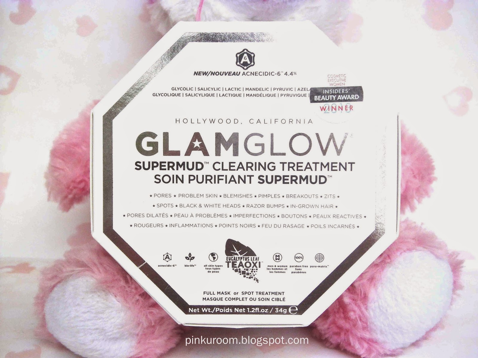 Glamglow Supermud Clearing Treatment Review Dewi Yang Indonesian 50 Gr