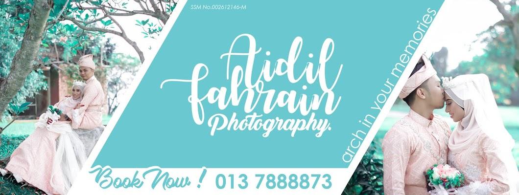 Aidil Fahrain Photography | Jurugambar Perkahwinan Melayu di Selangor dan Kuala Lumpur