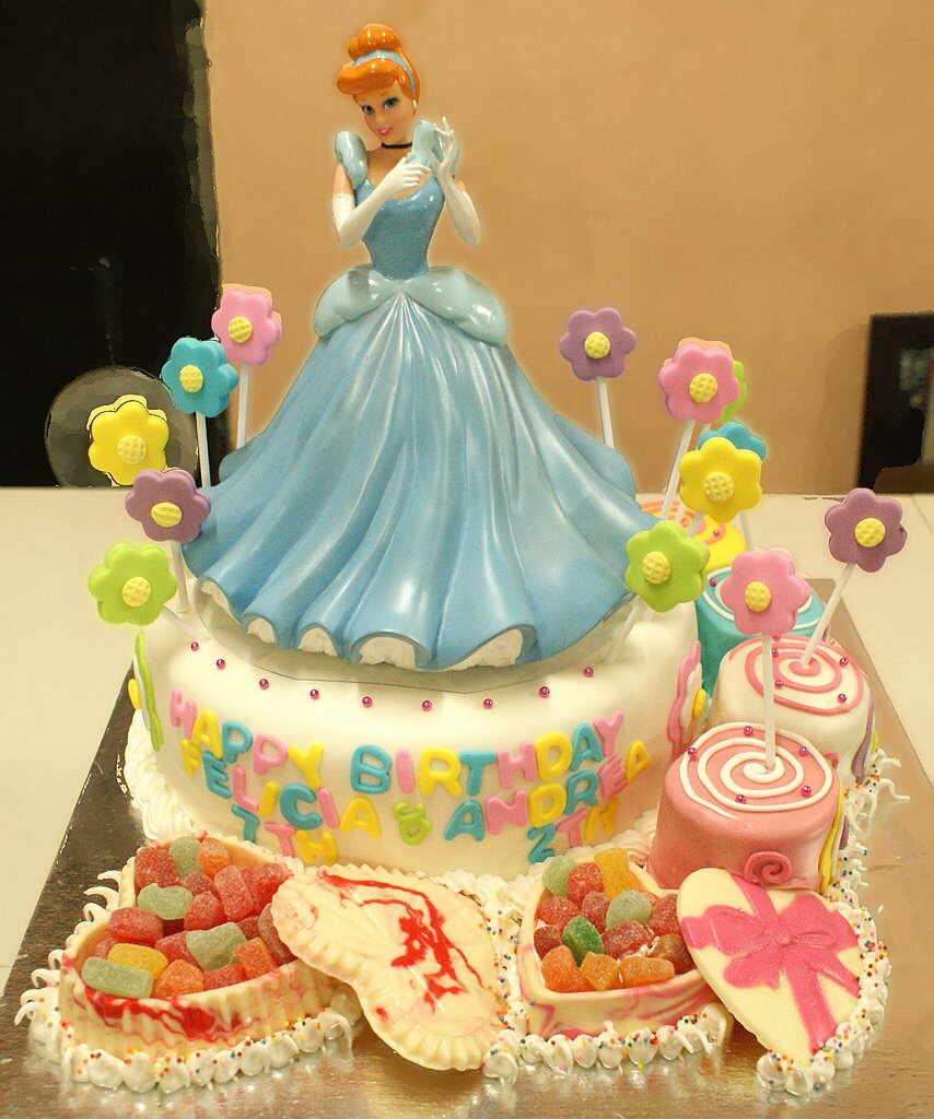 Kue Tart Ulang Tahun Anak Image
