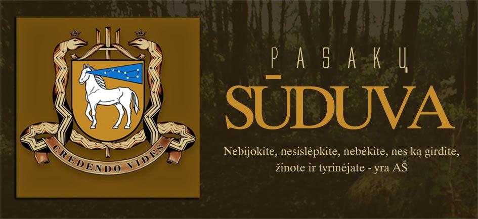 Pasaku Suduva