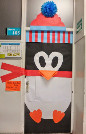 CHRISTMAS DOOR DECORATION (Curricular Students)