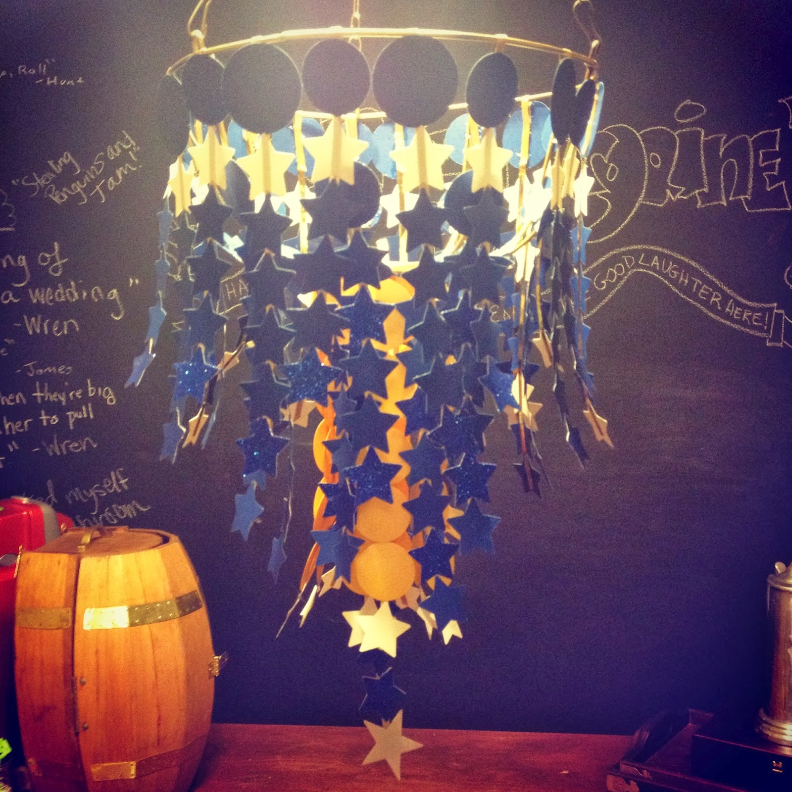 Paper Chandelier Madcap Frenzy Graphic Design Diy Papercrafts And Everything In