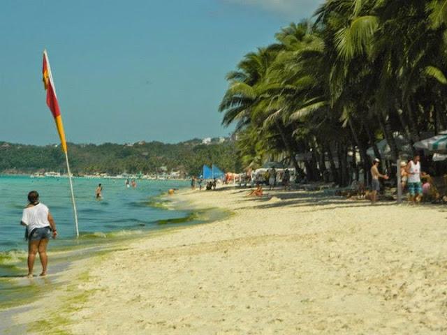 Summertime in Boracay