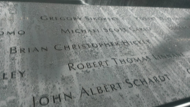 The 9/11 names