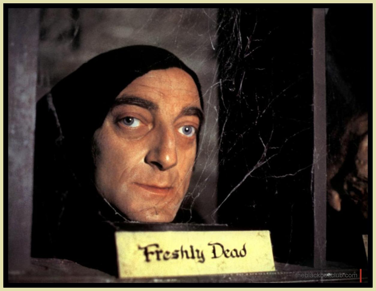 Young Frankenstein The Black Box Club: GE...