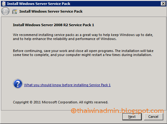 how to install sql server 2008 r2 service pack 3