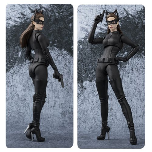 CLICK ON THE 'CATWOMAN' STATUES AND ACTION FIGURES