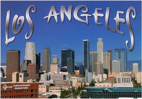 vé máy bay đi Mỹ đến Los Angeles