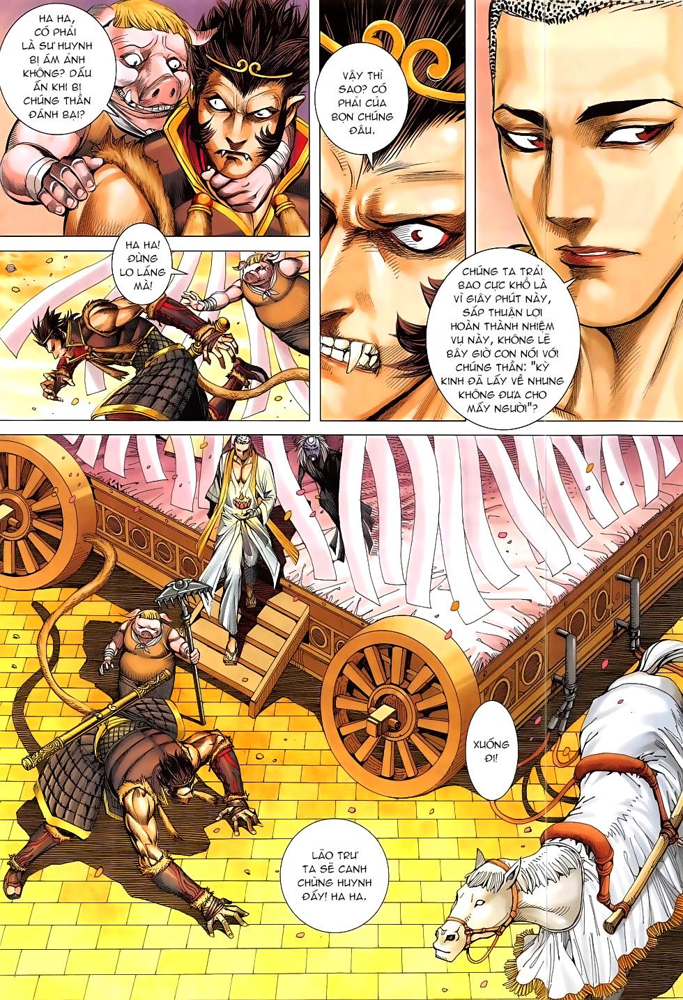 Tây Du chap 26 Trang 16 - Mangak.info