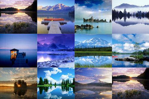 Fotografías y wallpapers de los Grandes Lagos V