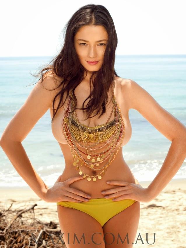 Beauties Swimsuit Model Worlds Beauties American