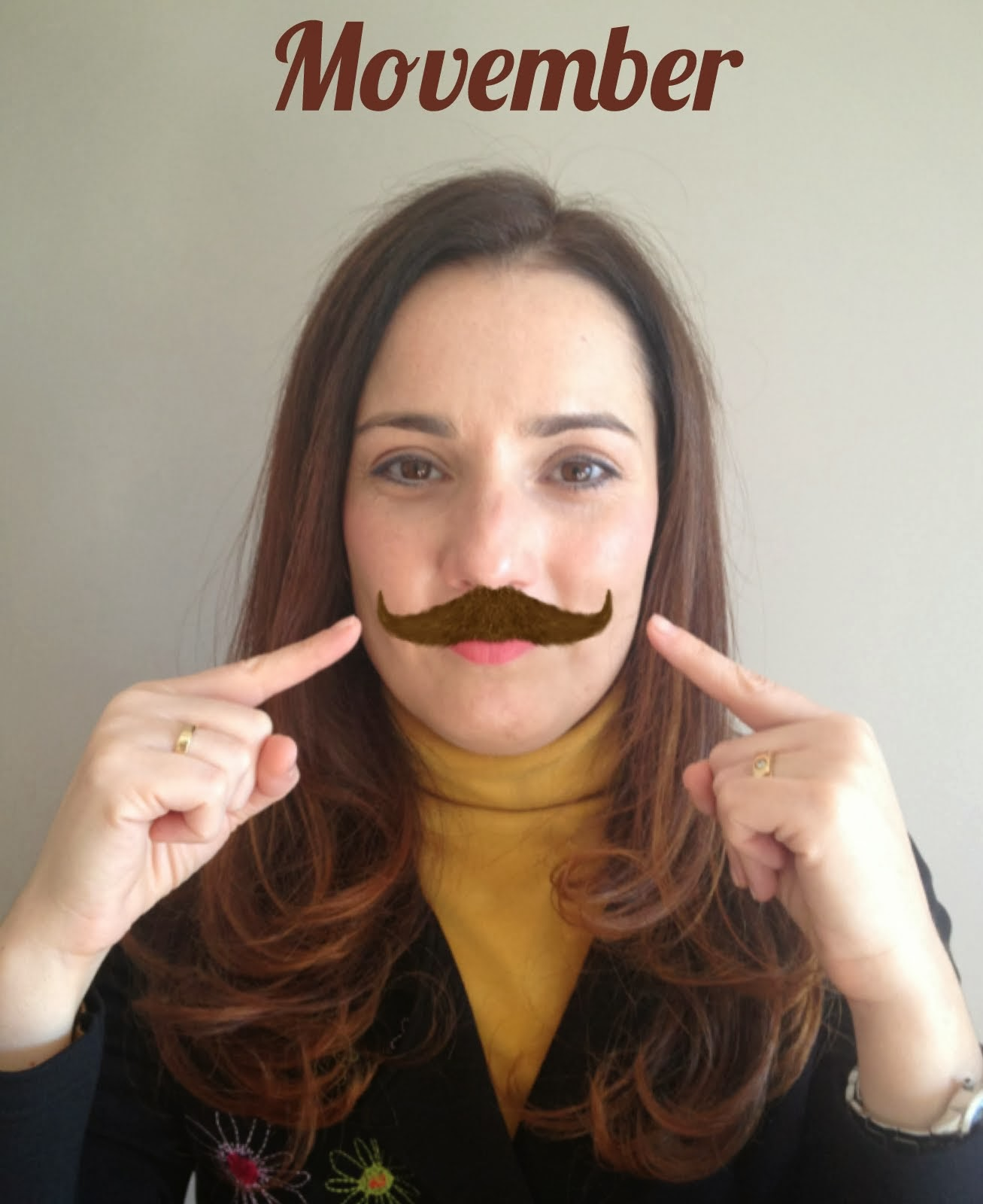 No sin mis hijos apoya Movember