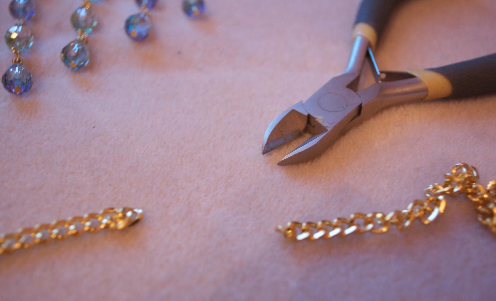Как сделать ожерелье русалки