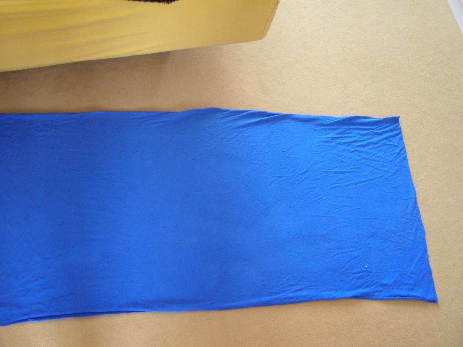sternenzauber13 textilgarn aus alten bettlaken schneiden. Black Bedroom Furniture Sets. Home Design Ideas