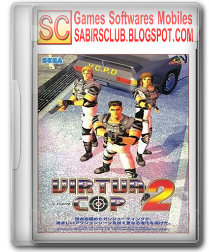 Virtua Cop 2 PC Game Free Download Full Version