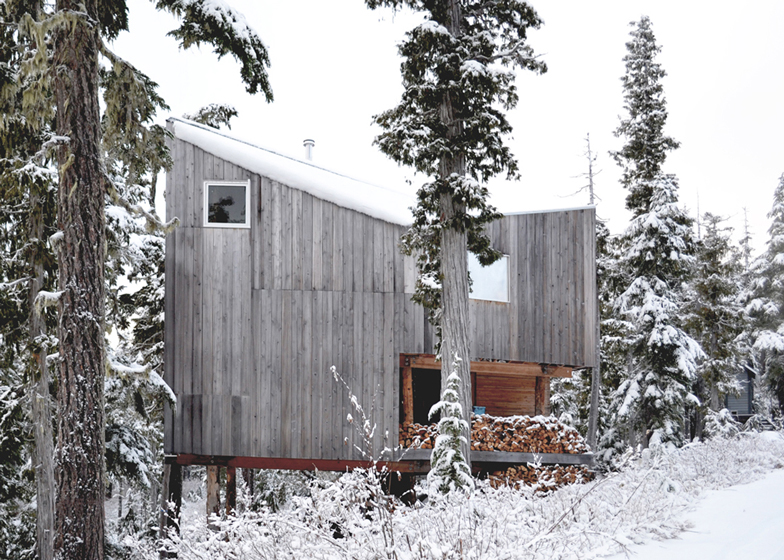 Scandinavian retreat winter is coming for Scott and scott architects