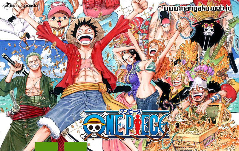 One Piece - Chapter:682 - Page:01